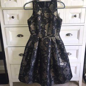 Ann Taylor Tea Length Dress